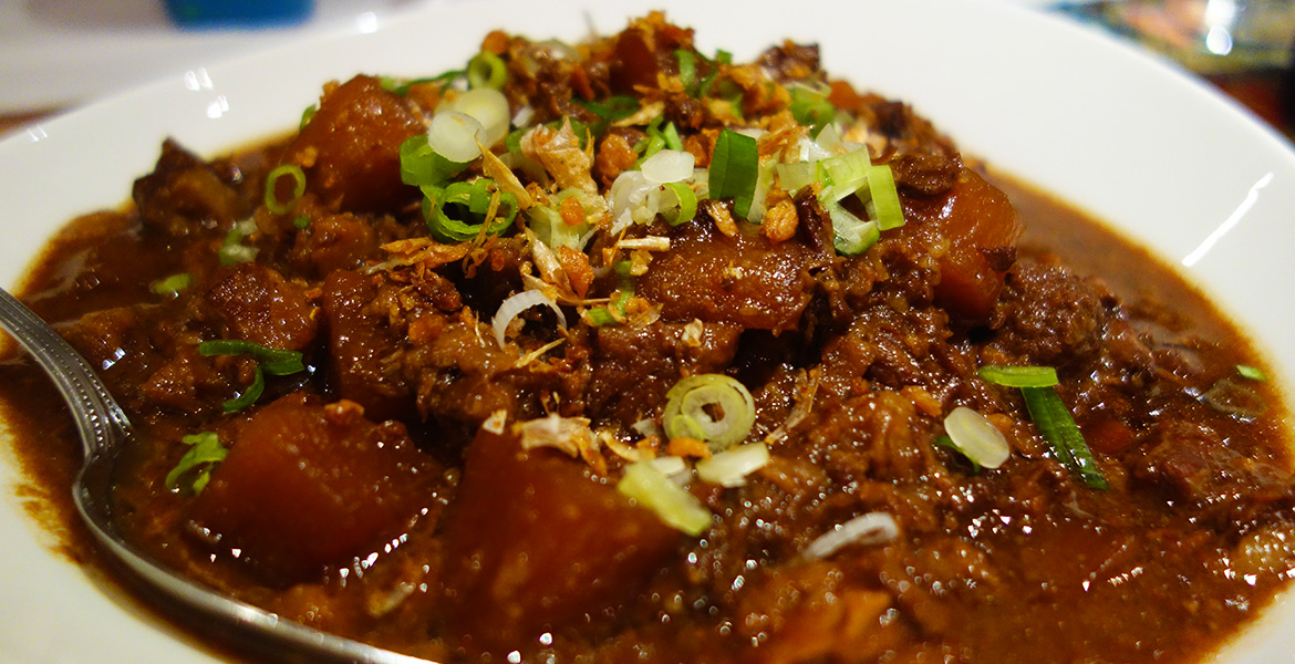 Malaysian SupperClub beef 2